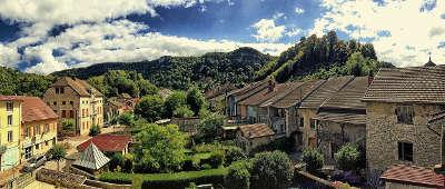 Moirans en montagne cote jardins routes touristiques du jura guide touristique de franche comte