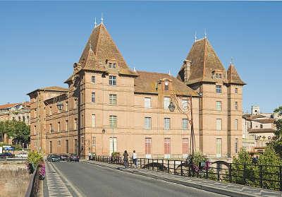 Montauban ville d art et d histoire musee ingres routes touristiques du tarn et garonne guide du tourisme midi pyrenees