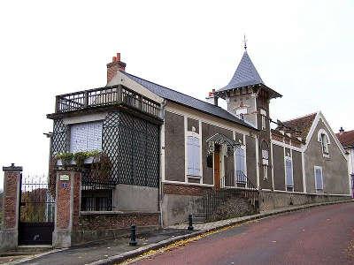 Montfort l amaury la maison de maurice ravel routes touristiques des yvelines guide du tourisme ile de france