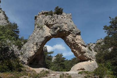 Montpellier le vieux grand site naturel la porte de mycene routes touristiques de aveyron guide du tourisme midi pyrenees