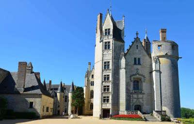 Montreuil bellay petite cite de caractere routes touristiques de maine et loire guide du tourisme du pays de la loire