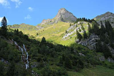 Morgins routes touristiques de haute savoie guide du tourisme de rhone alpes