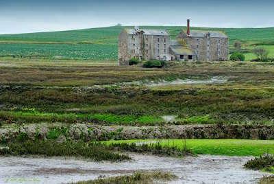 Moulin de quinard vallee de la rance routes touristiques dans l ille et vilaine guide du tourisme en bretagne