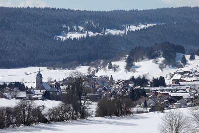Mouthe en hivers routes touristiques du doubs guide touristique franche comte