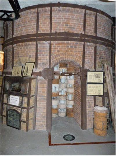 Musee de la porcelaine deshoulieres la route de la porcelaine du berry routes touristiques dans le cher guide du tourisme centre val de loire