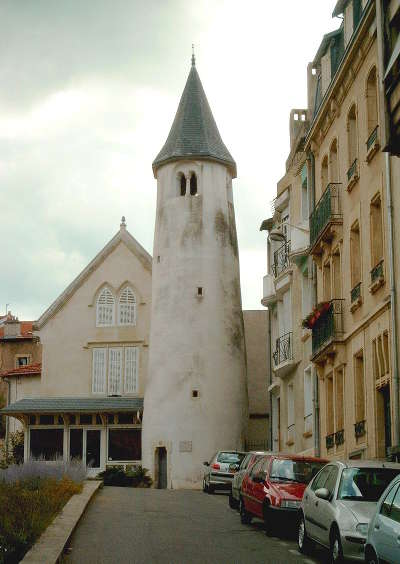 Nancy tour de la commanderie saint jean du vieil aitre routes touristiques de la meurthe et moselle guide du tourisme de lorraine
