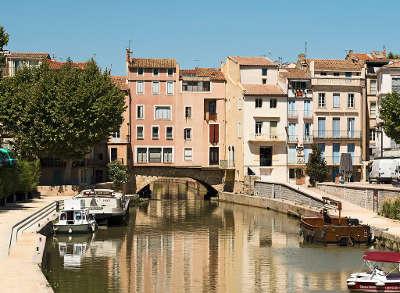 Narbonne pont des marchands ville dart et d histoire routes touristiques de aude guide du tourisme d occitanie