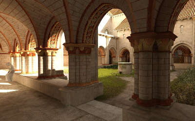 Nieul sur l autise petite cite de caractere le cloitre de l abbaye saint vincent routes touristiques de vendee guide du tourisme du pays de la loire