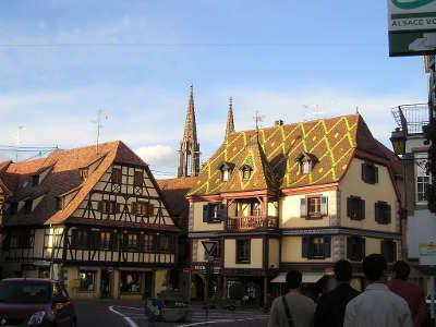 Obernai route de la choucroute guide du tourisme du bas rhin alsace