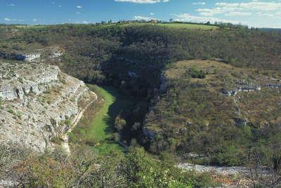 Parc des causses du quercy vallee du lot guide touristique du lot midi pyrenees