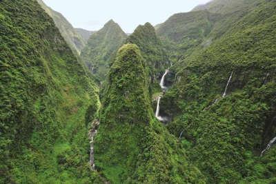 Parc national de la reunion guide du tourisme en france