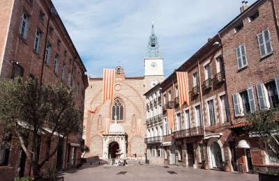 Perpignan ville d art et d histoire les routes touristiques des pyrenees orientale guide du tourisme occidanie