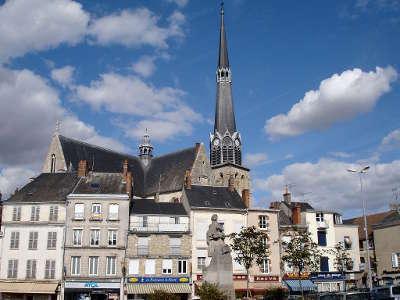 Pithiviers routes touristiques dans le loiret guide du tourisme centre v