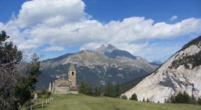 Planay eglise routes touristiques de savoie guide touristique de rhone alpes