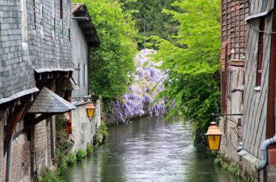 Pont audemer plus beau detours les canaux routes touristiques de eure guide touristique de haute normandie