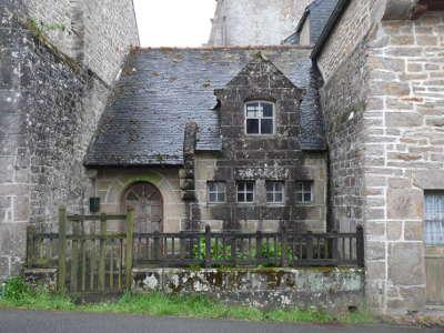 Pont croix vieille maison petite cite de caractere routes touristiques dans le finistere guide du tourisme en bretagne