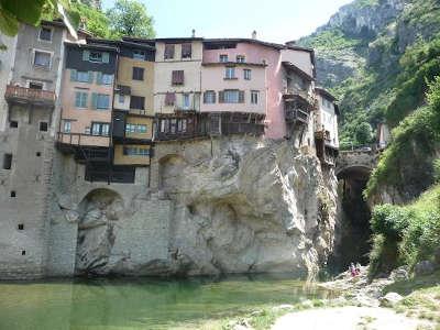 Pont en royans routes touristiques de isere guide du tourisme de rhone alpes