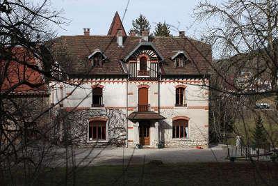 Pontarlier chateau de sandon plus beaux detours routes touristiques du doubs guide touristique franche comte