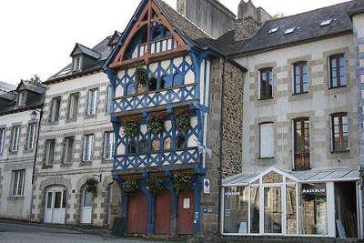 Pontrieux maison la tour eiffel petite cite de caractere routes touristiques dans les cotes d armor guide du tourisme en bretagne