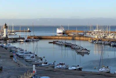 Quiberon port haliguen routes touristiques dans le morbihan guide du tourisme en bretagne