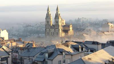 Rodez grands sites pays d art et d histoire routes touristiques de aveyron guide du tourisme midi pyrenees