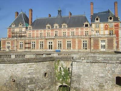 Rosny sur seine le chateau routes touristiques des yvelines guide du tourisme ile de france