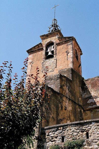 Roussillon plus beau village beffroi routes touristiques du vaucluse guide du tourisme de provence alpes cote d azur