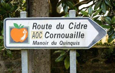 Route des appellations d origine en cornouaille routes touristiques dans le finistere guide du tourisme en bretagne