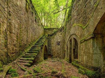 Route des forts fort de chateau lambert routes touristiques de haute saone guide touristique de franche comte