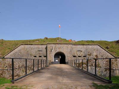 Route des forts fort du parmont routes touristiques de haute saone guide touristique de franche comte