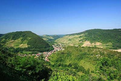 Saint alban reculee de cerdon route touristique de ain guide du tourisme auvergne rhone alpes