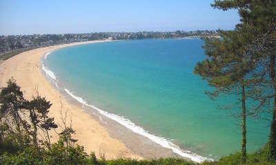 Saint cast le guido plage routes touristiques dans les cotes d armor guide du tourisme en bretagne