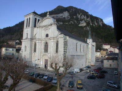 Saint claude cathedrale saint pierre saint paul et saint andre plus beaux detours les routes touristiques du jura guide touristique de franche