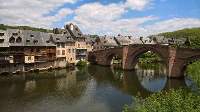 Saint come d olt plus beaux villages de france routes touristiques de aveyron guide du tourisme midi pyrenees