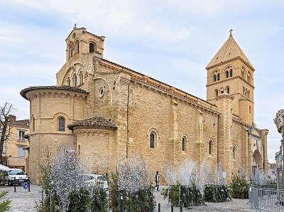 Saint gaudens collegiale saint pierre et saint gaudens routes touristiques de hautes garonnes guide du tourisme midi pyrenees