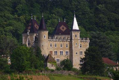 Saint jean le vieux chateau de varey route touristique de ain guide du tourisme auvergne rhone alpes