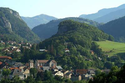 Saint jeoire routes touristiques de haute savoie guide du tourisme de rhone alpes