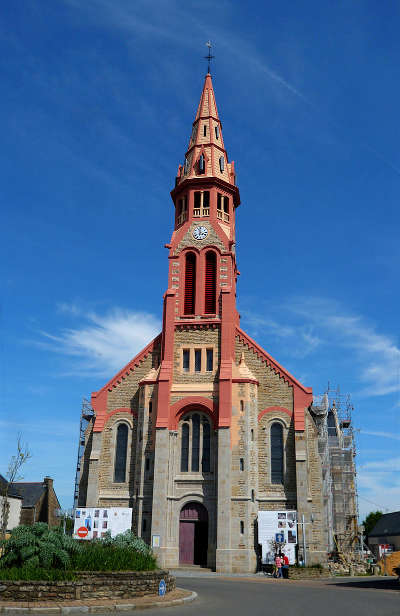 Saint lyphard l eglise saint lyphard route touristique de loire atlantique guide du tourisme des pays de la loire
