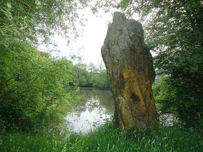 Saint ouen d attez pierre de la joure routes touristiques de eure guide touristique de haute normandie