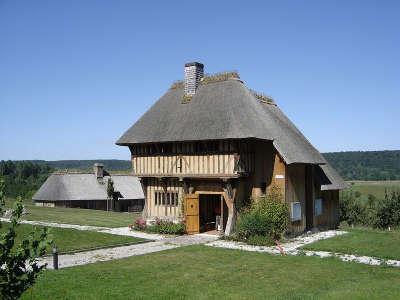 Saint sulpice de grimbouville mairie routes touristiques de eure guide touristique de haute normandie