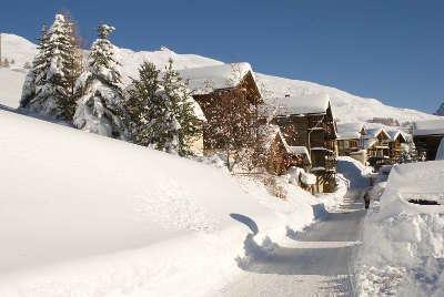 Saint veran plus beau village l hivers routes touristiques des hautes alpes guide du tourisme de provence alpes cote d azyr