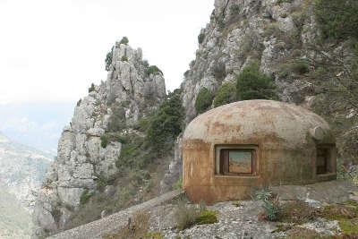 Sainte agnes plus beau village le fort de la ligne maginot routes touristique des alpes maritime guide du tourisme provence alpes cote d azur
