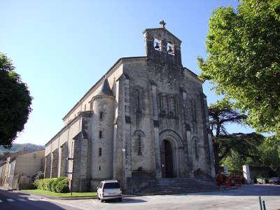 Soreze eglise notre dame de la paix routes touristiques du tarn guide du tourisme de l occitanie