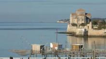 Talmont sur gironde plus beau village routes touristique de charente maritime guide du tourisme poitou charente