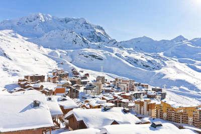 Val thorens station de ski routes touristiques de savoie guide touristique de rhone alpes