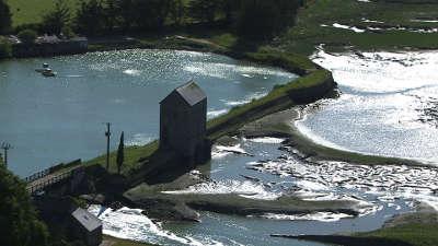 Vallee de la rance le moulin du beauchet routes touristiques dans l ille et vilaine guide du tourisme en bretagne