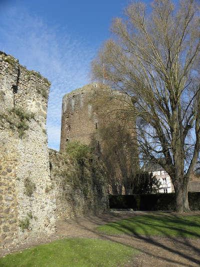 Verneuil sur avre plus beau detour tour grise routes touristiques de eure guide touristique de haute normandie