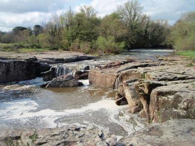 Vidauban cascades routes touristiques du var guide touristique de la provence alpes cote d azur