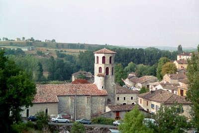 Vieux ancienne collegiale routes touristiques du tarn guide du tourisme de l occitanie